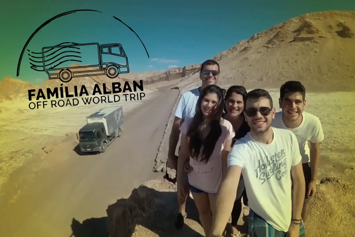 Série Familia Alban
