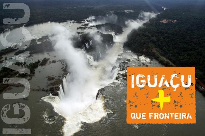 Série Iguaçu + que Fronteira